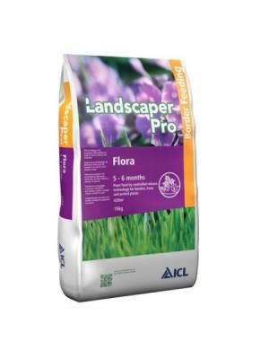 Landscaper Pro FLORA 5-6 luni 15+09+11+3MgO+ME. sac 15 kg