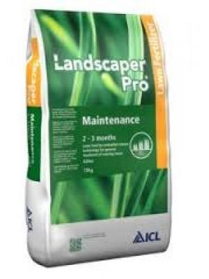 Landscaper Pro MAINTENANCE 2-3 luni - Intretinere gazon 25+05+12+2MgO+Me, sac 15 kg