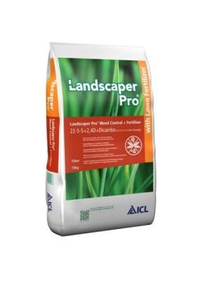 Landscaper Pro WEED CONTROL 6-8 săptămâni - combatere dicotile / 22+05+05+2.4D+Dicamba